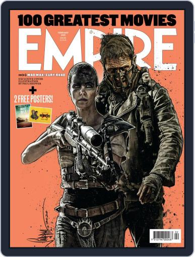 Empire Australasia February 1st, 2020 Digital Back Issue Cover