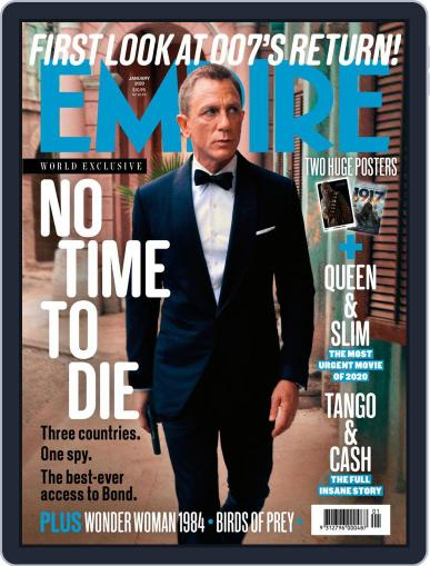 Empire Australasia (Digital) January 1st, 2020 Issue Cover