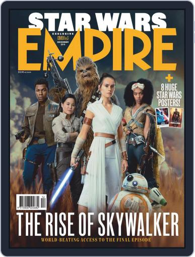 Empire Australasia (Digital) December 1st, 2019 Issue Cover
