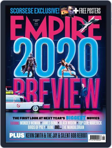 Empire Australasia (Digital) November 1st, 2019 Issue Cover
