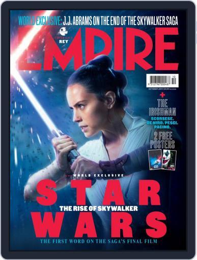 Empire Australasia October 1st, 2019 Digital Back Issue Cover