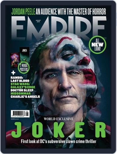 Empire Australasia (Digital) August 1st, 2019 Issue Cover