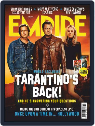 Empire Australasia July 1st, 2019 Digital Back Issue Cover