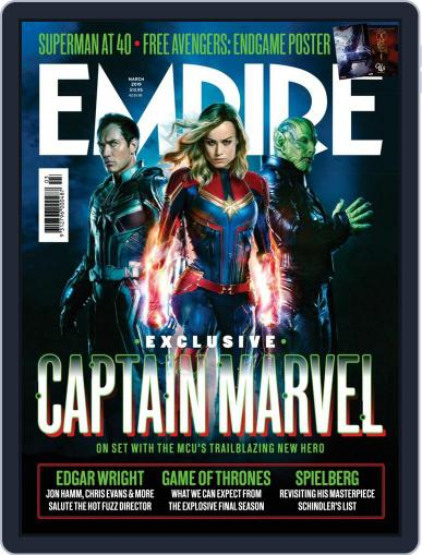 Empire Australasia (Digital) March 1st, 2019 Issue Cover