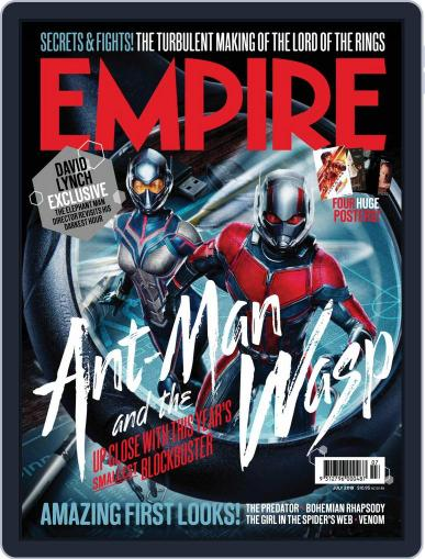 Empire Australasia (Digital) July 1st, 2018 Issue Cover