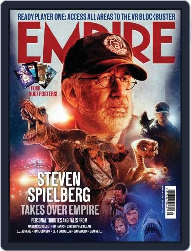 Empire Australasia (Digital) March 1st, 2018 Issue Cover