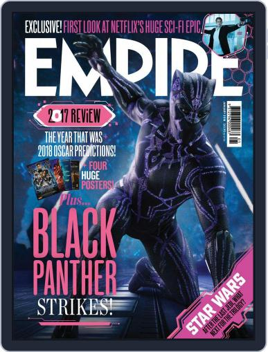 Empire Australasia (Digital) January 1st, 2018 Issue Cover