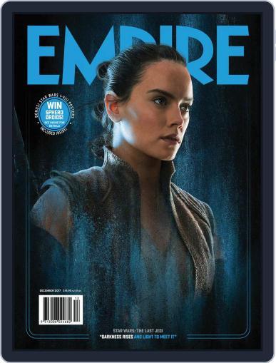 Empire Australasia (Digital) December 1st, 2017 Issue Cover