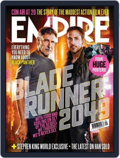 Empire Australasia (Digital) August 1st, 2017 Issue Cover