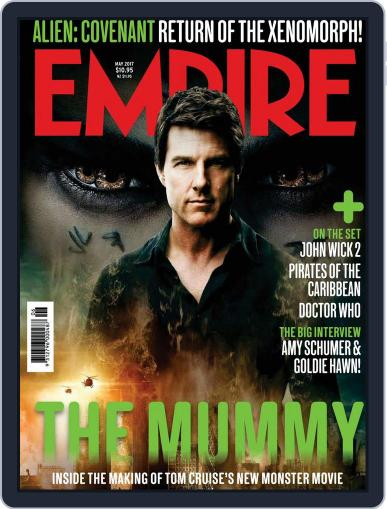 Empire Australasia May 1st, 2017 Digital Back Issue Cover