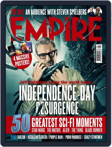 Empire Australasia (Digital) July 3rd, 2016 Issue Cover