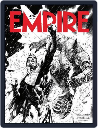 Empire Australasia (Digital) March 6th, 2016 Issue Cover