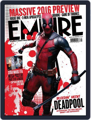 Empire Australasia (Digital) February 7th, 2016 Issue Cover