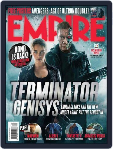 Empire Australasia (Digital) April 10th, 2015 Issue Cover