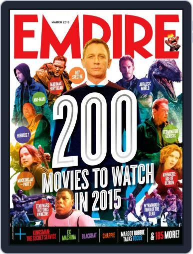 Empire Australasia (Digital) February 9th, 2015 Issue Cover