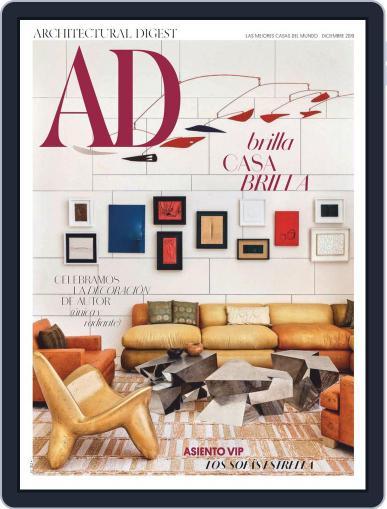 Ad España (Digital) December 1st, 2019 Issue Cover