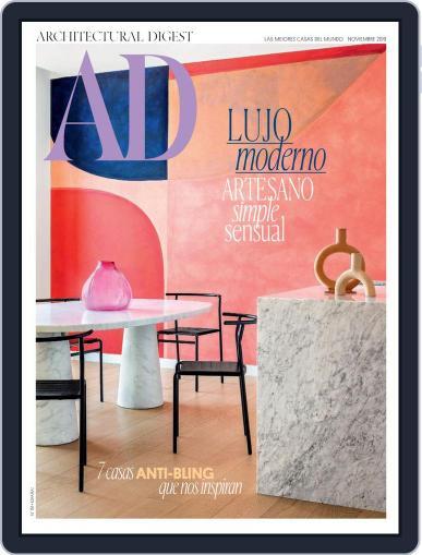 Ad España November 1st, 2019 Digital Back Issue Cover