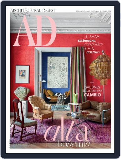 Ad España September 1st, 2019 Digital Back Issue Cover