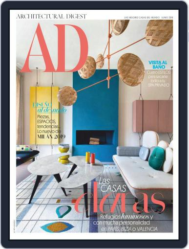 Ad España (Digital) June 1st, 2019 Issue Cover