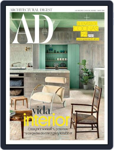 Ad España (Digital) May 1st, 2019 Issue Cover