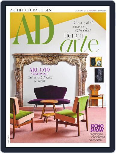 Ad España (Digital) February 1st, 2019 Issue Cover