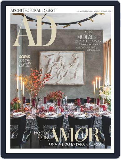 Ad España (Digital) December 1st, 2018 Issue Cover
