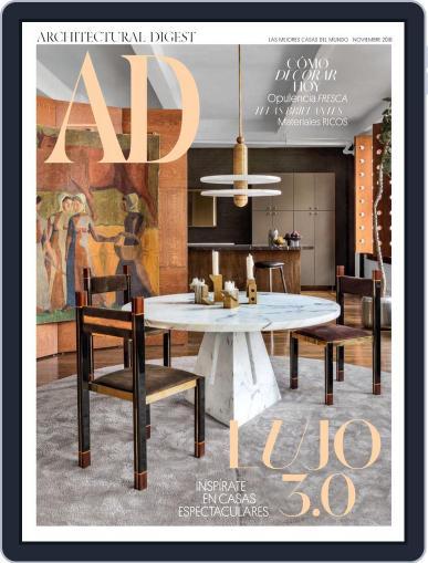 Ad España November 1st, 2018 Digital Back Issue Cover
