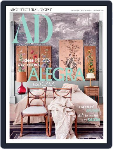Ad España September 1st, 2018 Digital Back Issue Cover