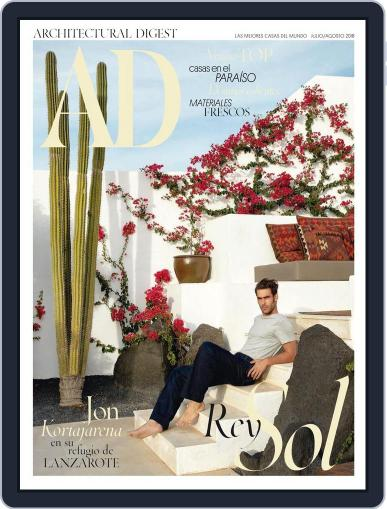 Ad España (Digital) July 1st, 2018 Issue Cover