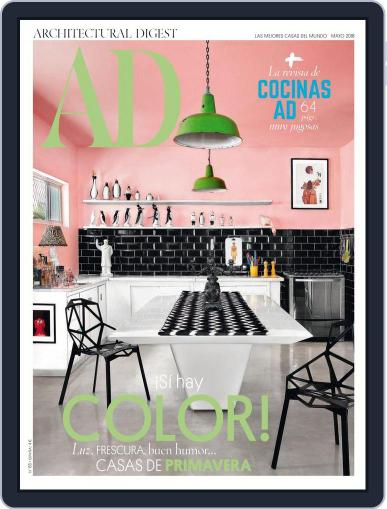 Ad España (Digital) May 1st, 2018 Issue Cover