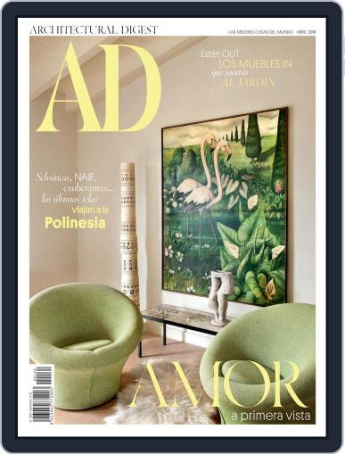 Ad España April 1st, 2018 Digital Back Issue Cover