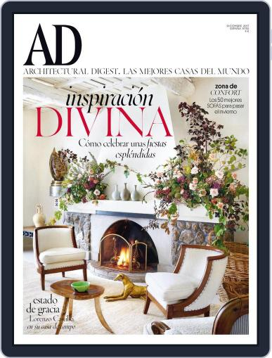 Ad España December 1st, 2017 Digital Back Issue Cover