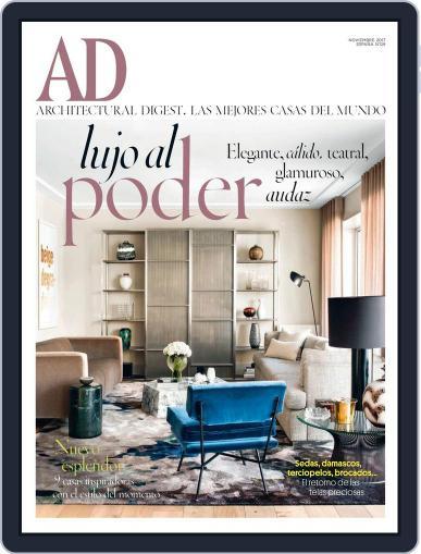 Ad España November 1st, 2017 Digital Back Issue Cover