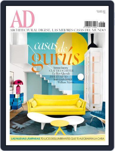 Ad España (Digital) October 1st, 2017 Issue Cover