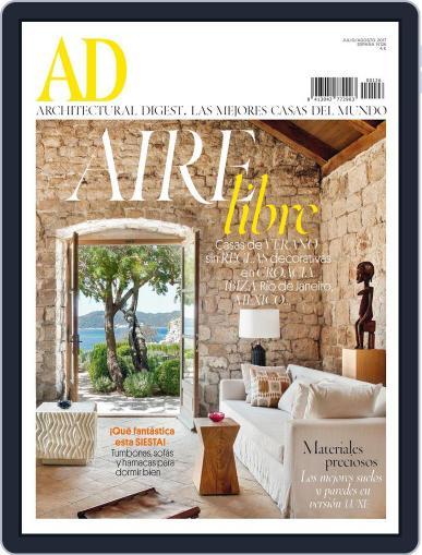 Ad España (Digital) July 1st, 2017 Issue Cover