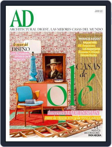Ad España March 1st, 2017 Digital Back Issue Cover