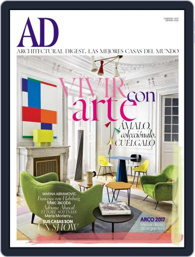 Ad España February 1st, 2017 Digital Back Issue Cover