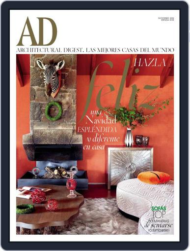 Ad España (Digital) December 1st, 2016 Issue Cover