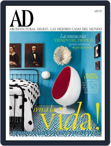 Ad España (Digital) March 22nd, 2016 Issue Cover