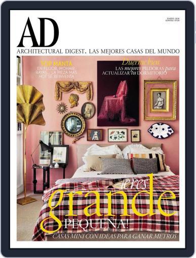 Ad España (Digital) December 22nd, 2015 Issue Cover