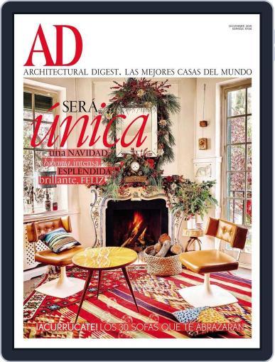 Ad España (Digital) November 20th, 2015 Issue Cover