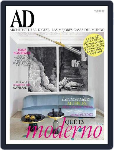 Ad España October 31st, 2015 Digital Back Issue Cover