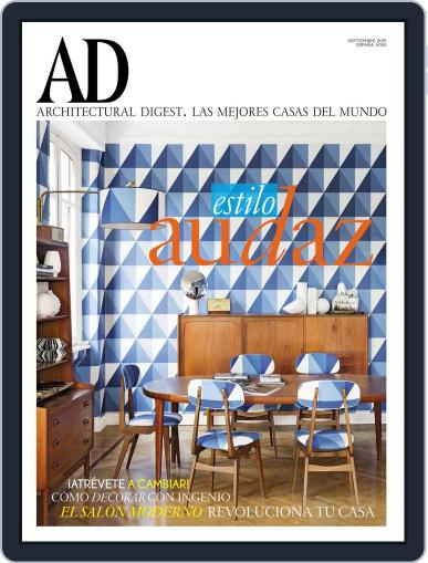 Ad España August 20th, 2015 Digital Back Issue Cover