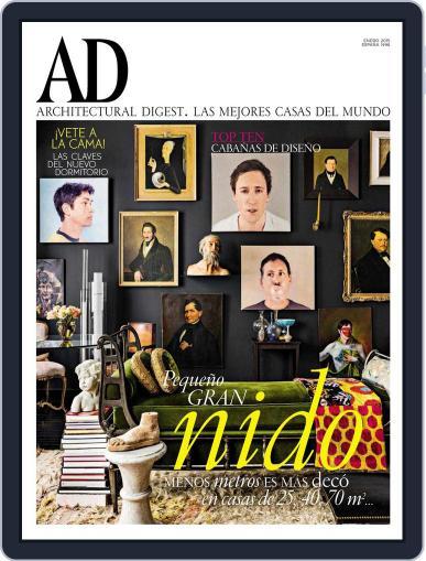 Ad España (Digital) December 23rd, 2014 Issue Cover