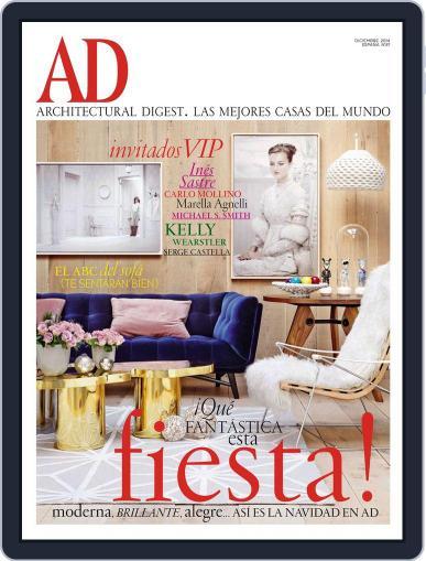 Ad España (Digital) November 24th, 2014 Issue Cover