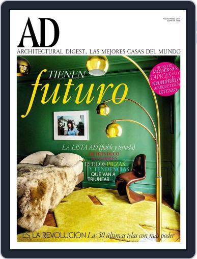 Ad España (Digital) November 1st, 2014 Issue Cover