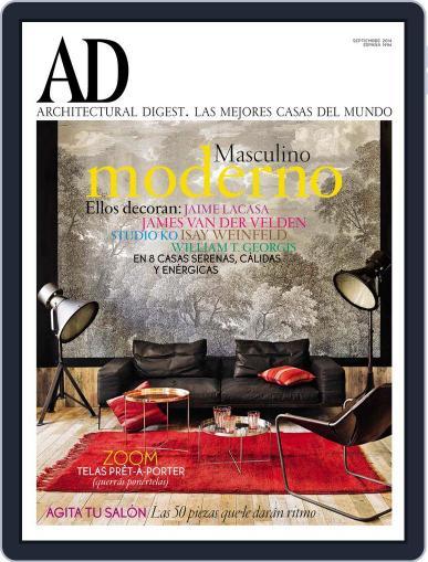 Ad España (Digital) September 1st, 2014 Issue Cover