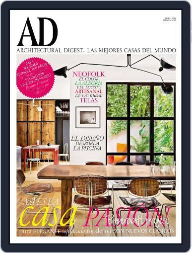 Ad España (Digital) March 20th, 2014 Issue Cover