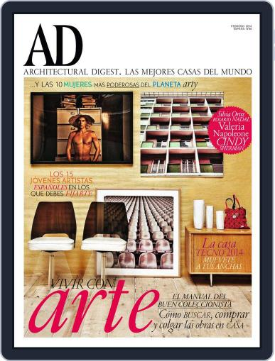 Ad España (Digital) January 22nd, 2014 Issue Cover