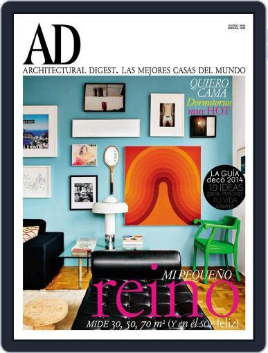 Ad España (Digital) December 27th, 2013 Issue Cover